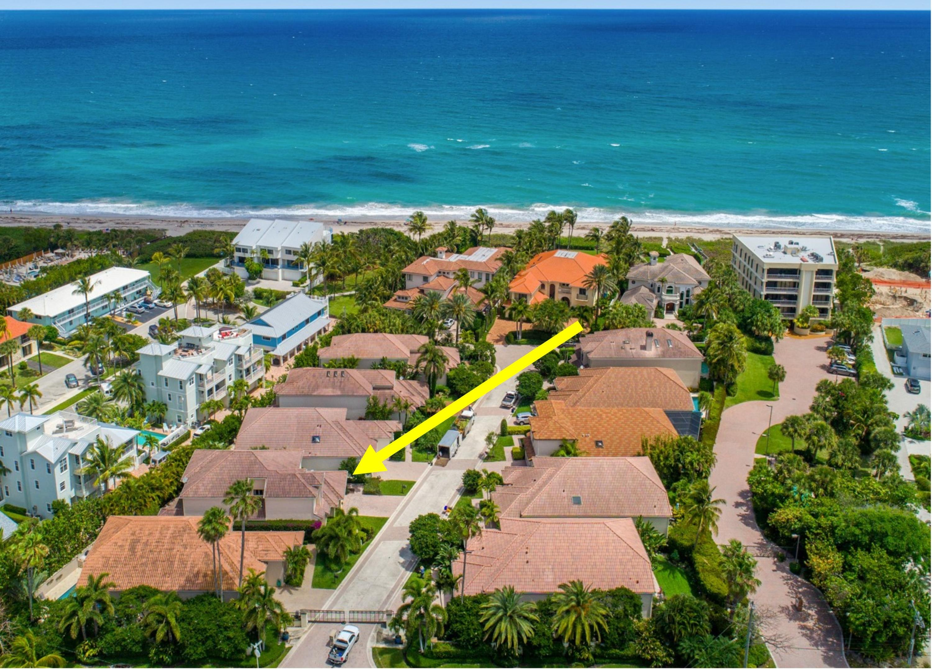 One of Juno Beach 5 Bedroom Homes for Sale at 312 Alicante Drive