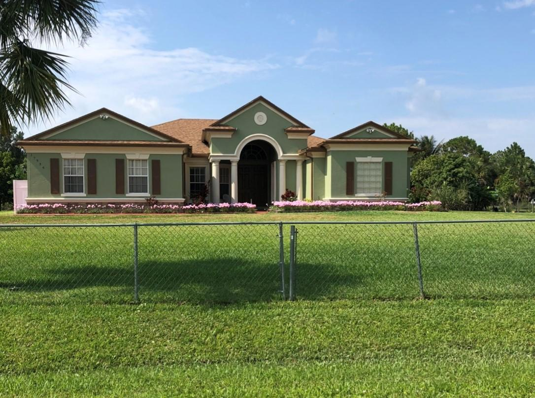 17936 83rd Place N, Loxahatchee in Palm Beach County, FL 33470 Home for Sale