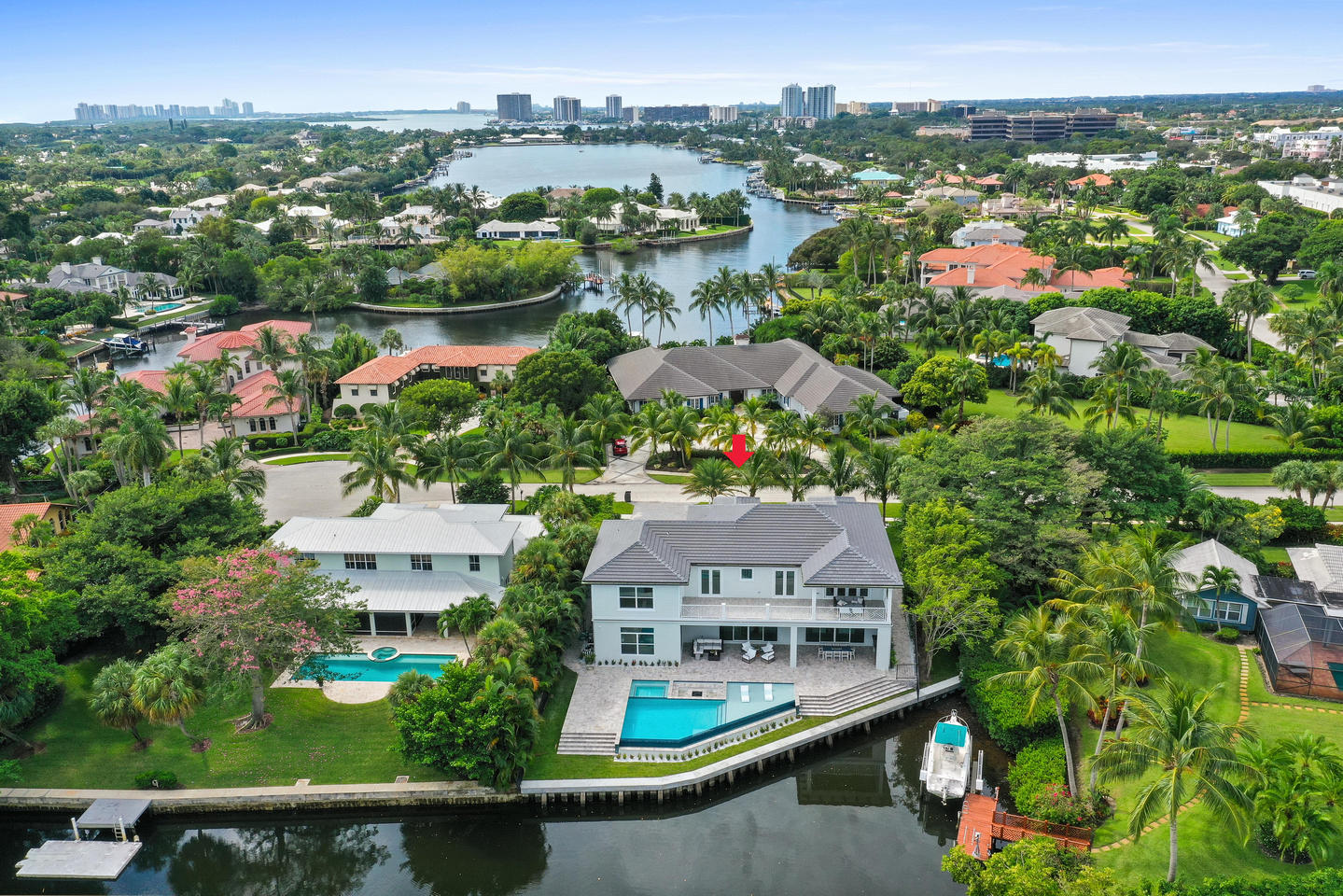 1345 Oyster Bay, one of homes for sale in Juno Beach