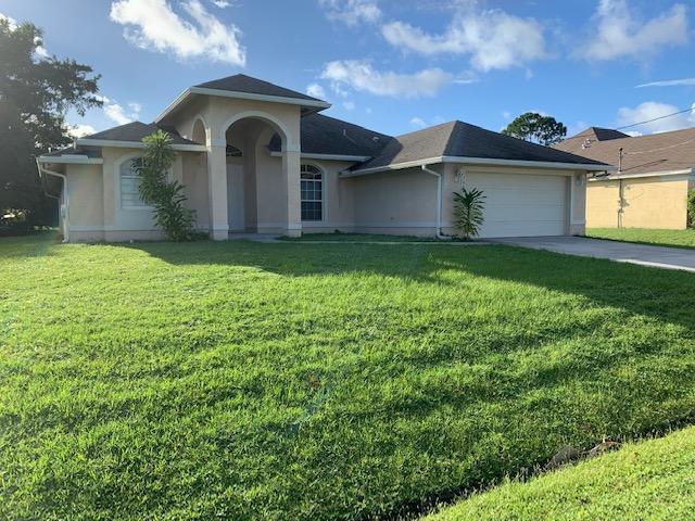 1682 Sw Cobalt Street, Port Saint Lucie, FL 34953