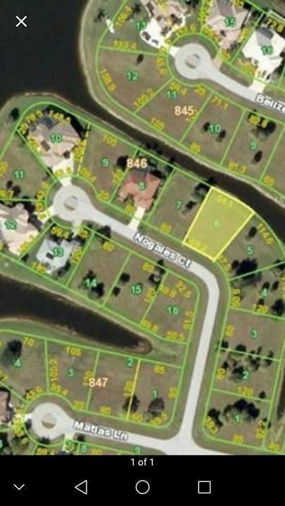 16266 Nogales Court, Punta Gorda in Charlotte County, FL 33955 Home for Sale