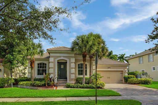 8505 Portobello Lane, Palm Beach Gardens in Palm Beach County, FL 33418 Home for Sale
