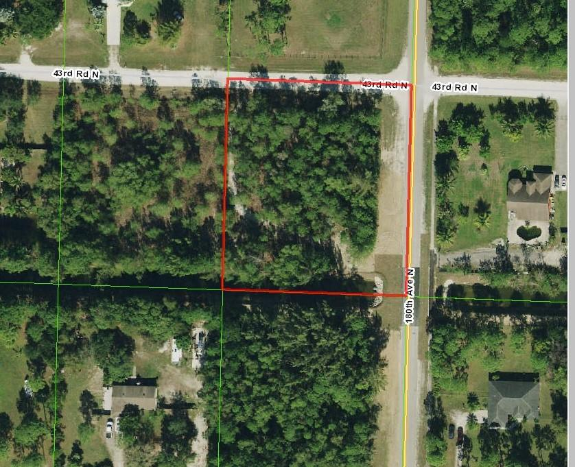 0 43rd Road N, Loxahatchee in Palm Beach County, FL 33470 Home for Sale