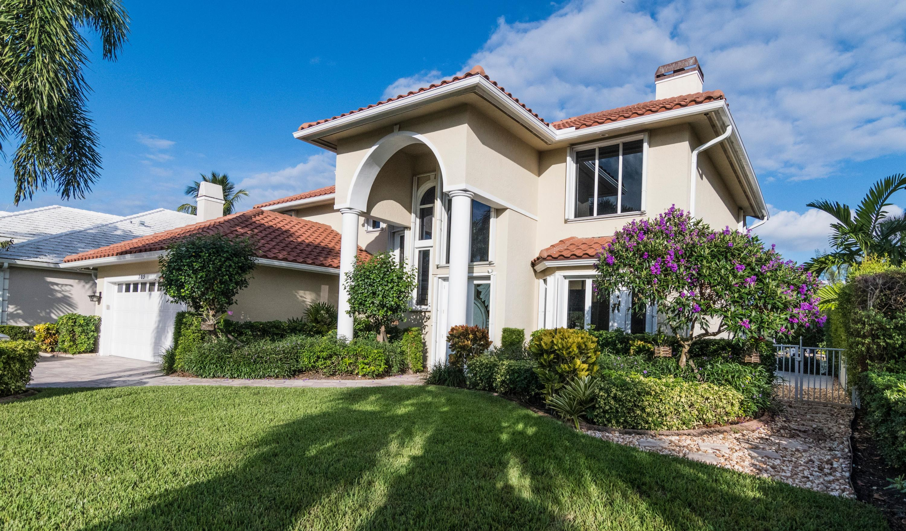 705 Harbour Point Drive, North Palm Beach in Palm Beach County, FL 33410 Home for Sale