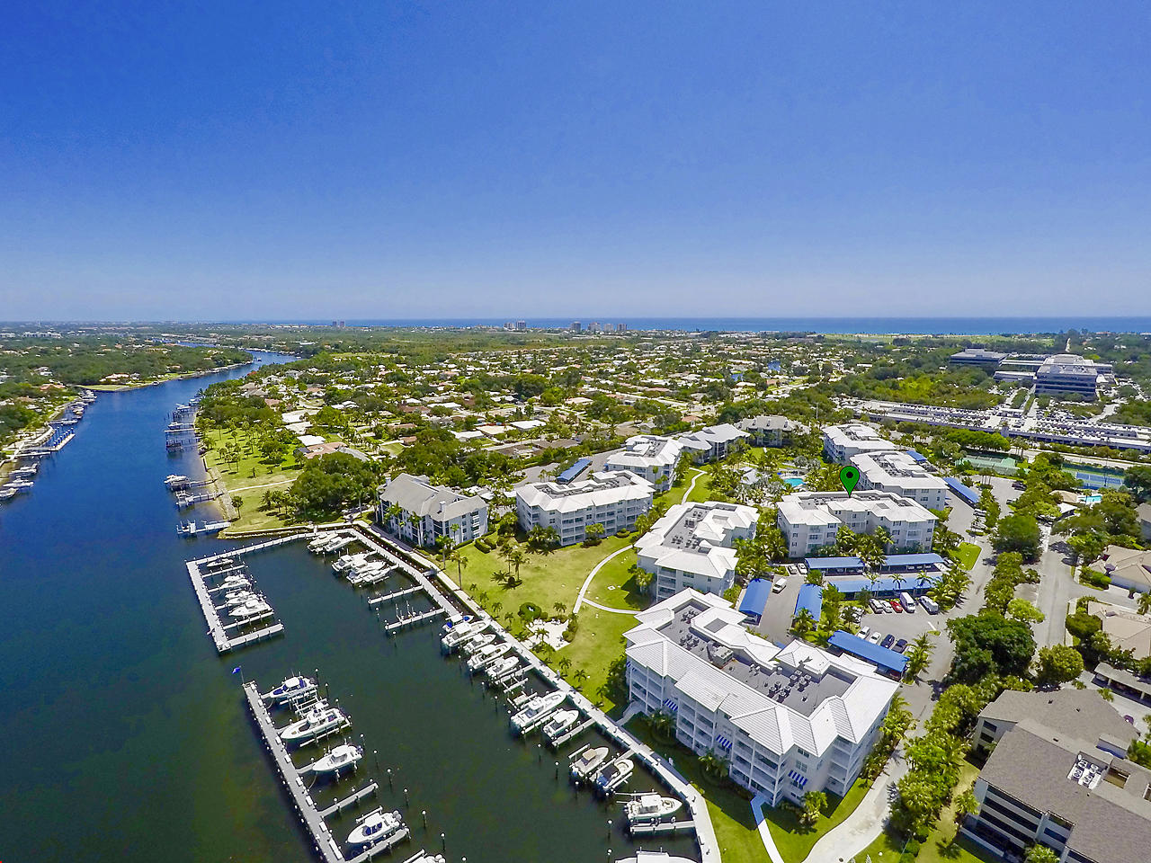 One of Juno Beach 2 Bedroom Homes for Sale at 812 Bay Colony Drive S