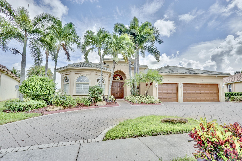 2628 Arbor Lane, Royal Palm Beach, Florida