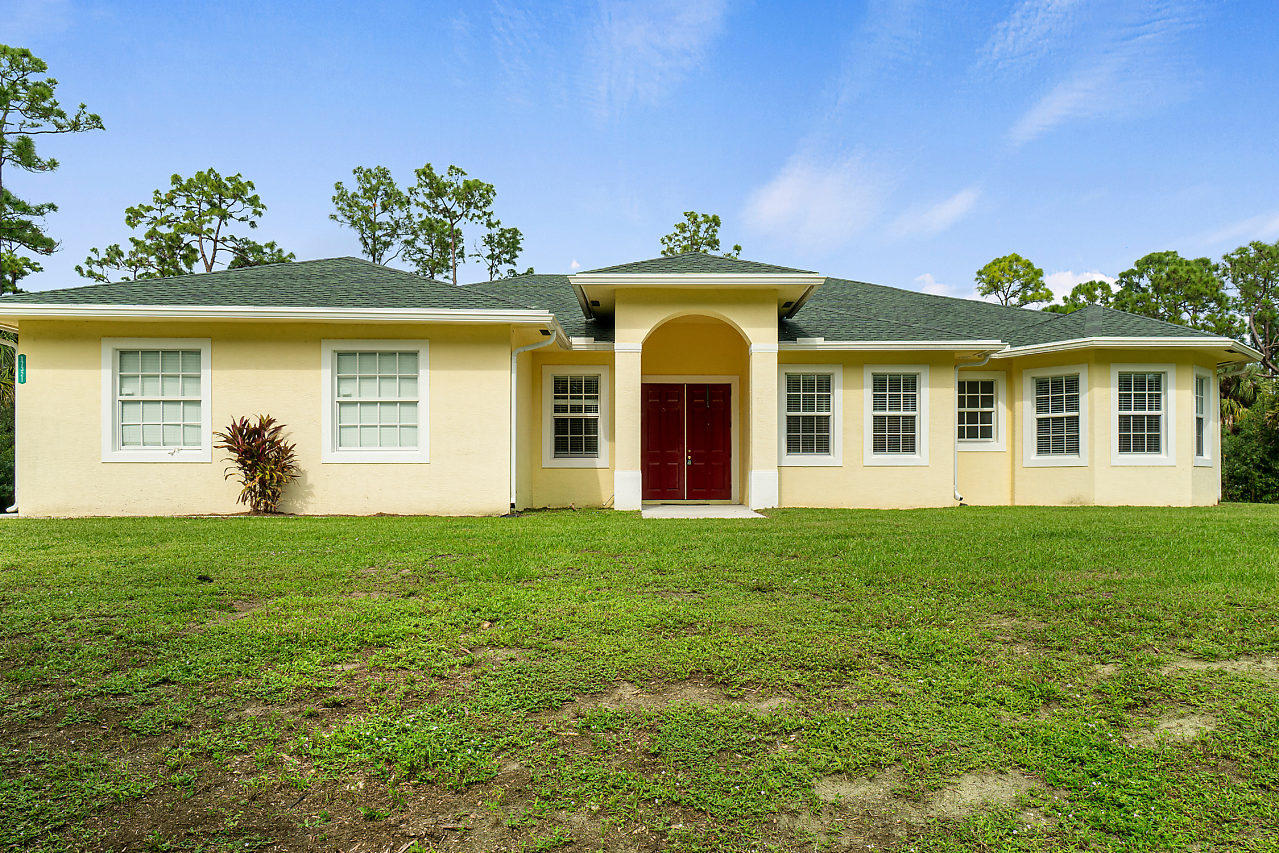 17321 93rd Road N, Loxahatchee in Palm Beach County, FL 33470 Home for Sale