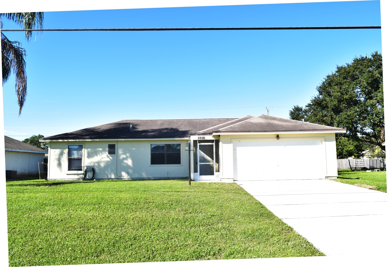 3226 Sw Savona Boulevard, Port Saint Lucie, FL 34953