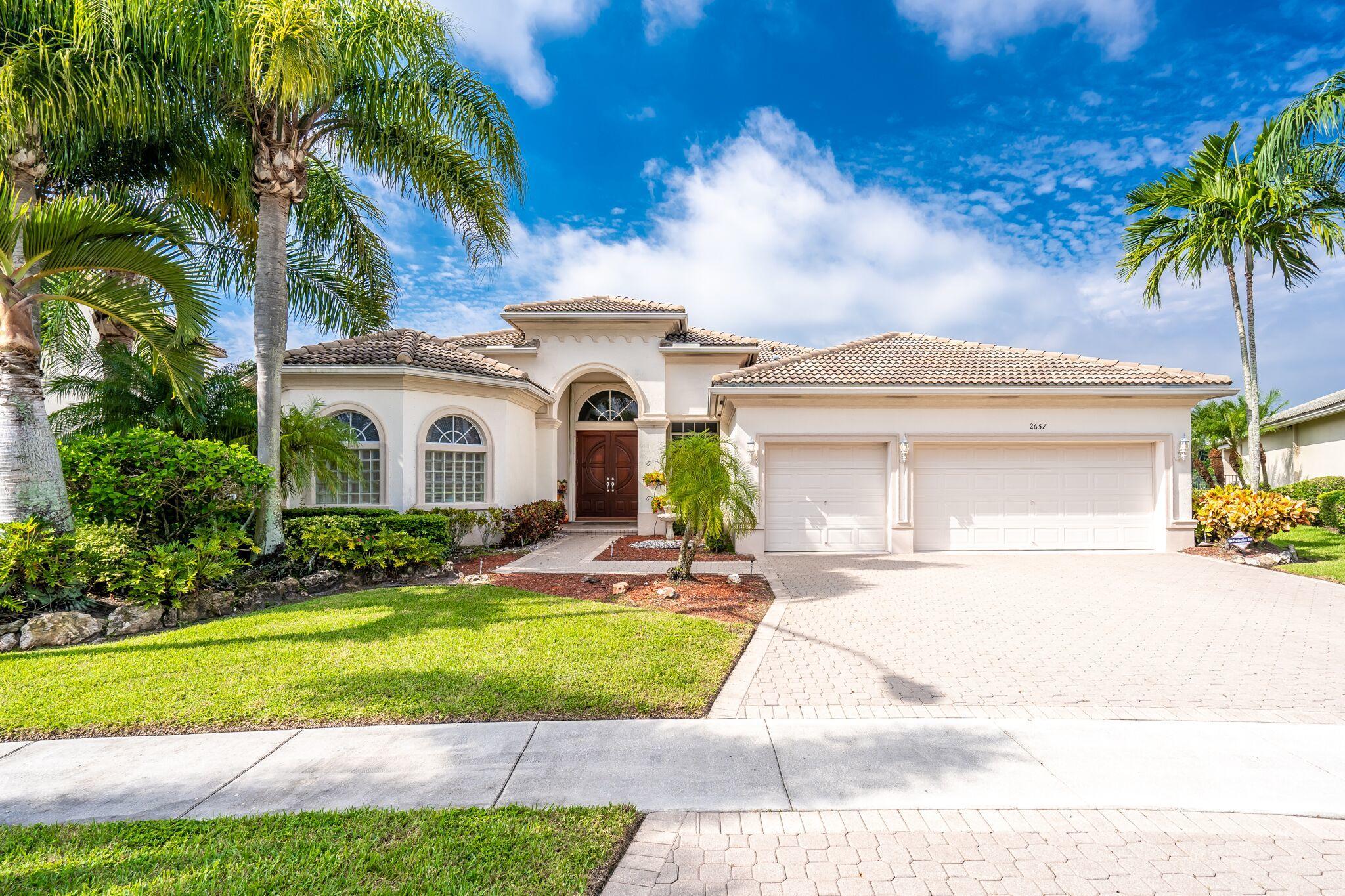 2657 Windwood Way, Royal Palm Beach, Florida
