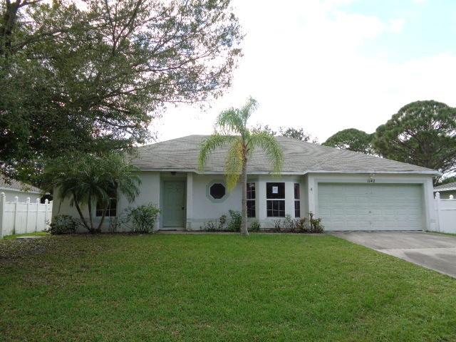 1142 Sw Empire Street, Port Saint Lucie, FL 34983