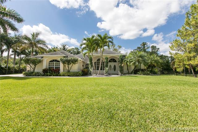 17148 78 Road N, Loxahatchee in Palm Beach County, FL 33470 Home for Sale