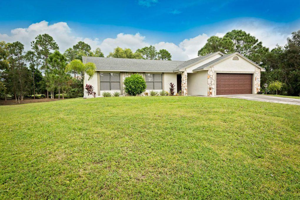 12097 Temple Boulevard, Loxahatchee in Palm Beach County, FL 33470 Home for Sale