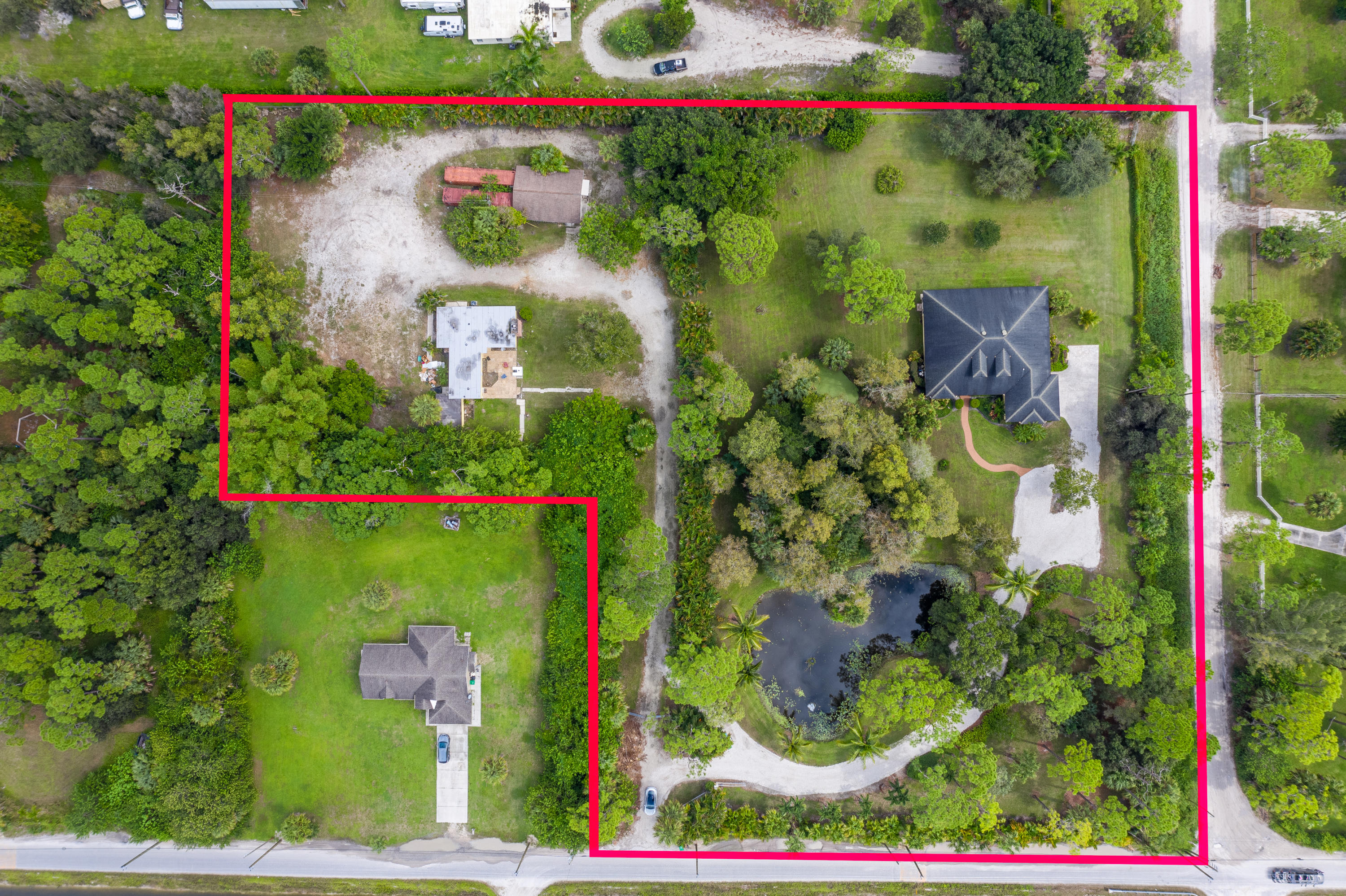 2376 C Road, Loxahatchee in Palm Beach County, FL 33470 Home for Sale