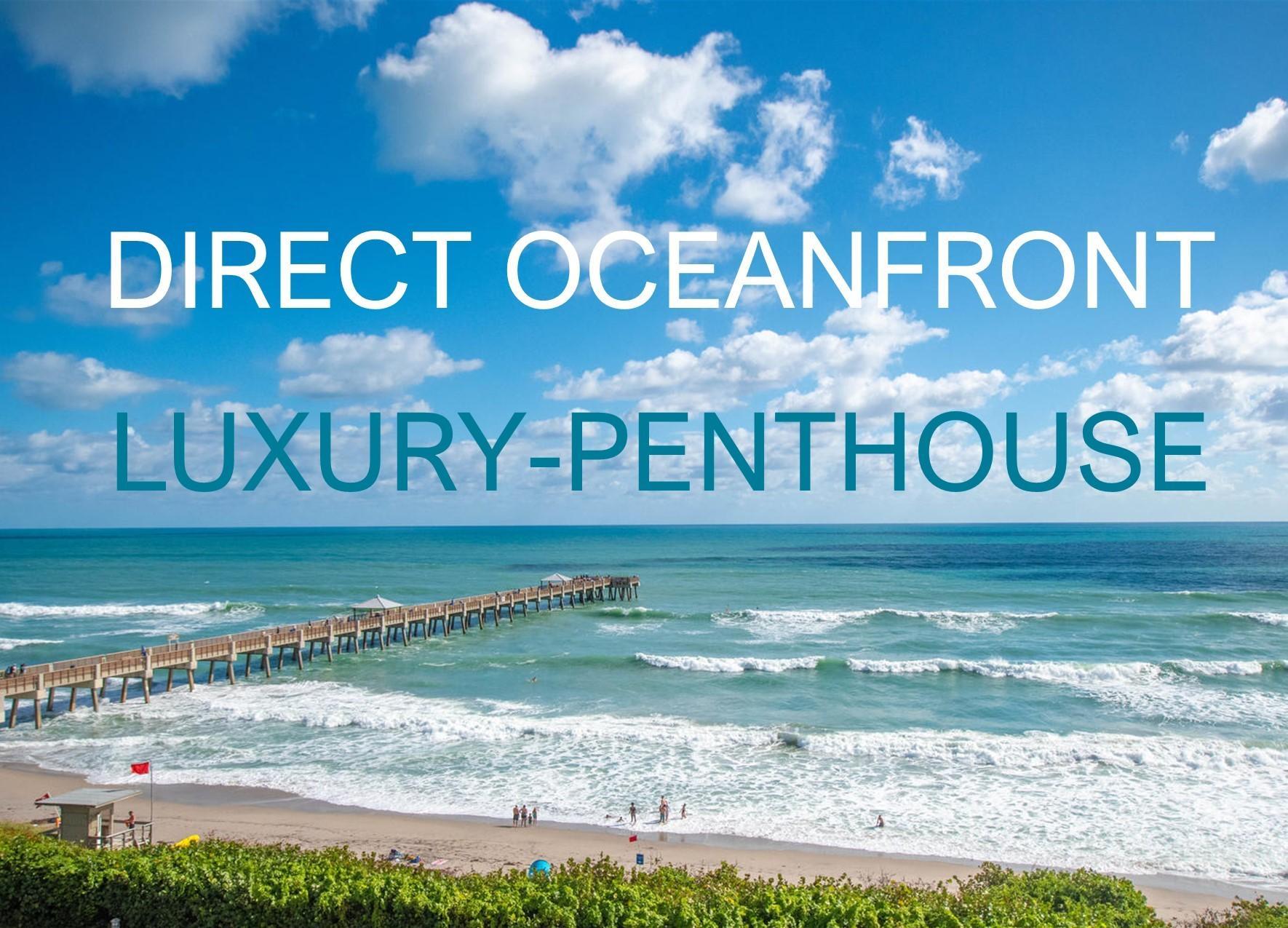 700 Ocean Royale Way, Juno Beach, Florida