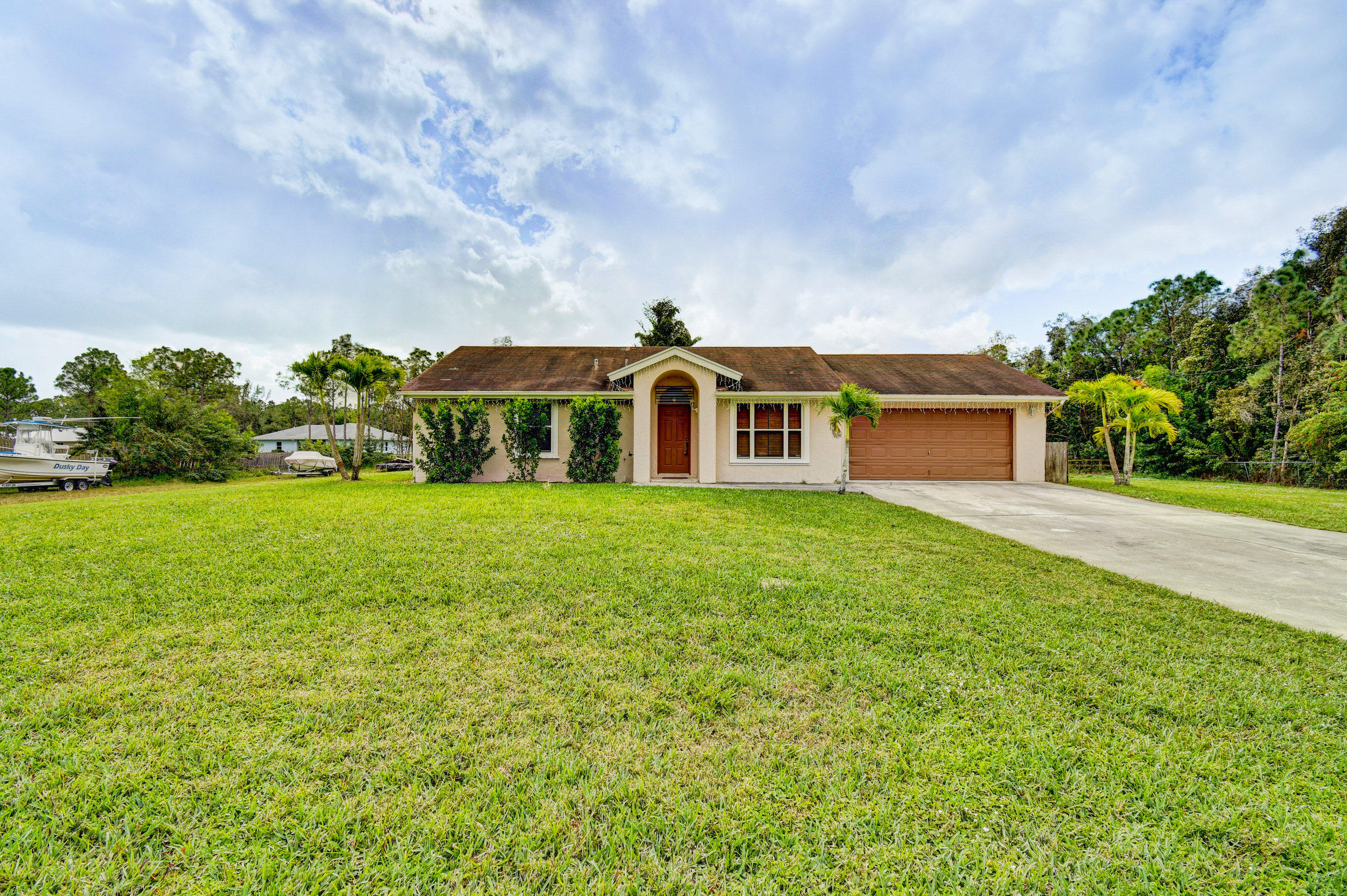 15362 Temple Boulevard, Loxahatchee in Palm Beach County, FL 33470 Home for Sale