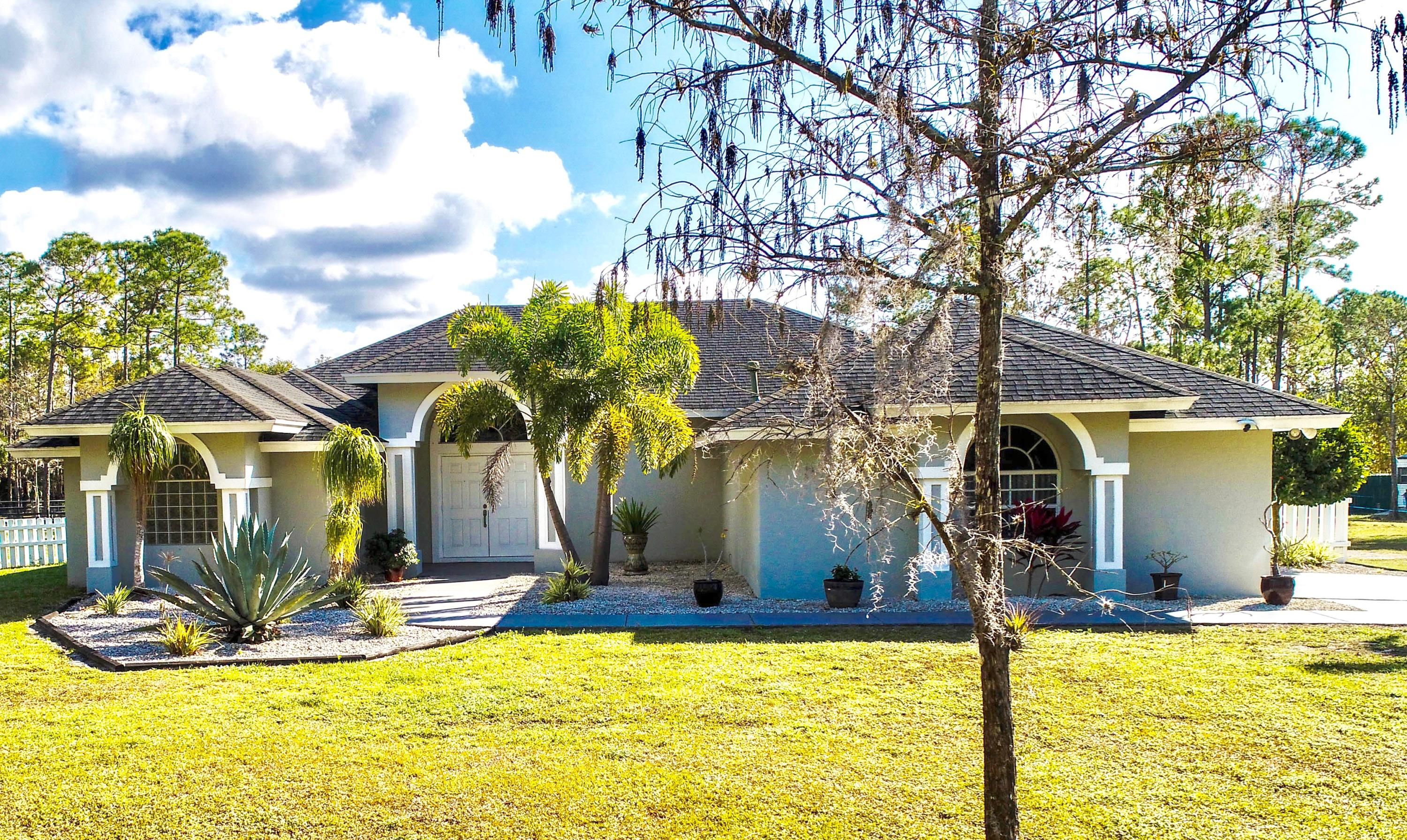 2558 Palm Deer Drive, Loxahatchee in Palm Beach County, FL 33470 Home for Sale