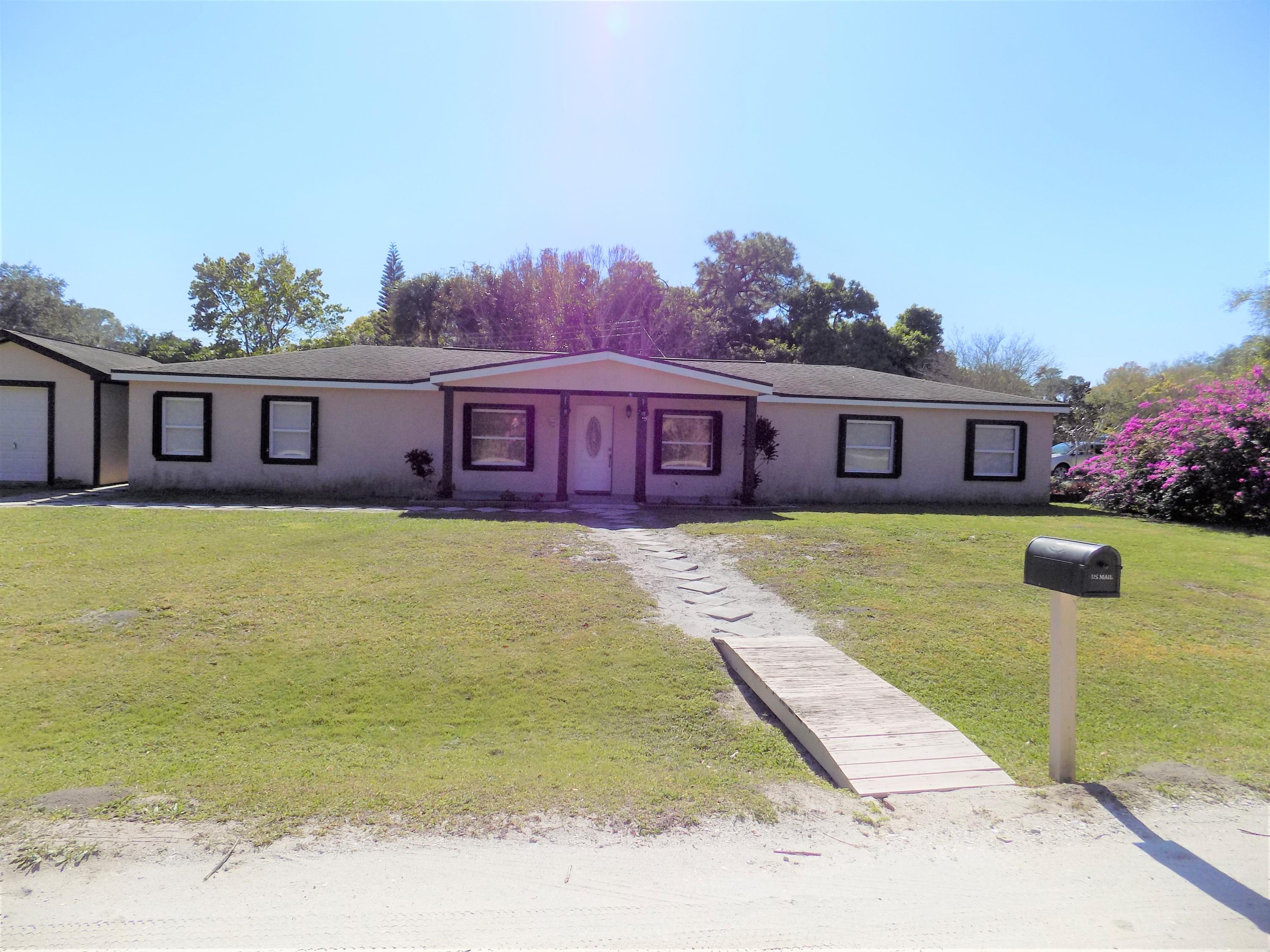 3485 1st Lane, Vero Beach in Indian River County, FL 32968 Home for Sale