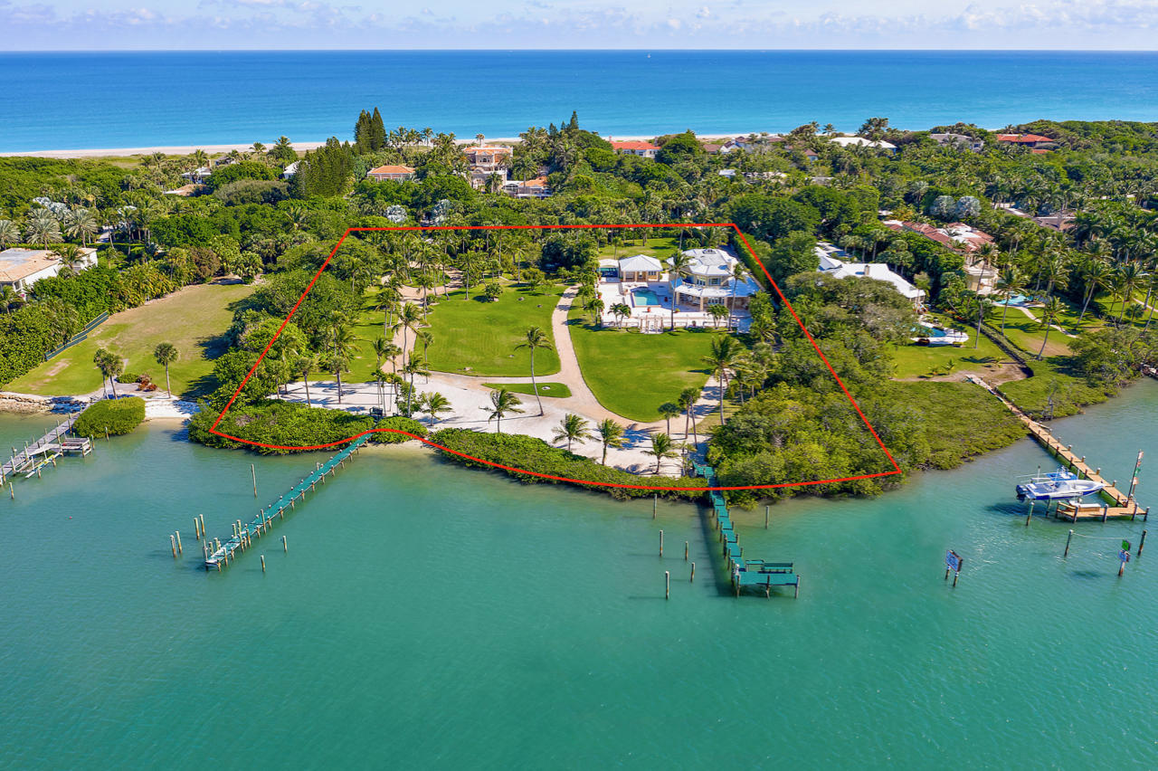510 S Beach Road, one of homes for sale in Hobe Sound