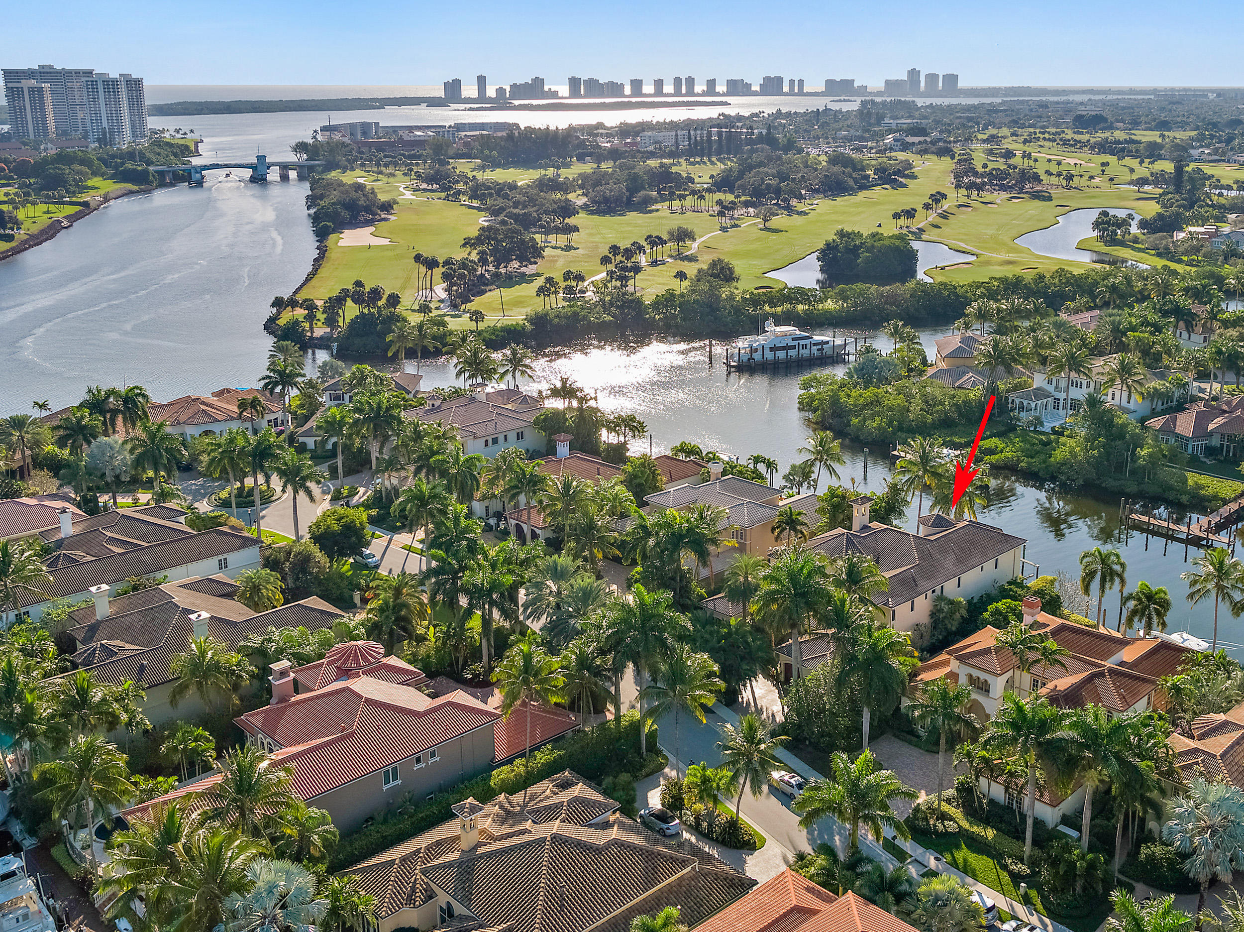 832 Harbour Isles Place, North Palm Beach, Florida 5 Bedroom as one of Homes & Land Real Estate
