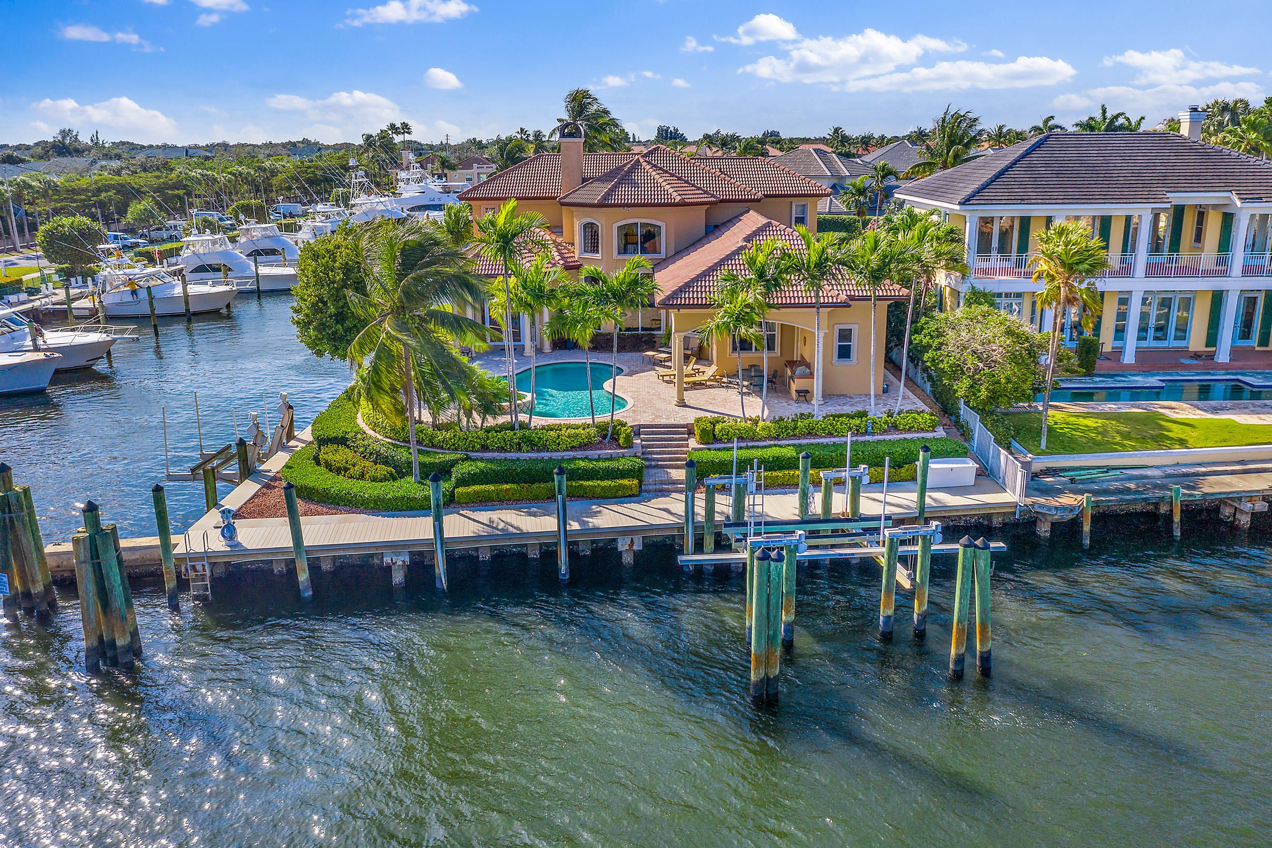 713 Harbour Point Drive, North Palm Beach, Florida 4 Bedroom as one of Homes & Land Real Estate
