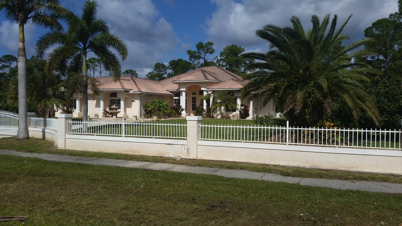 15465 Citrus Grove Boulevard, Loxahatchee in Palm Beach County, FL 33470 Home for Sale