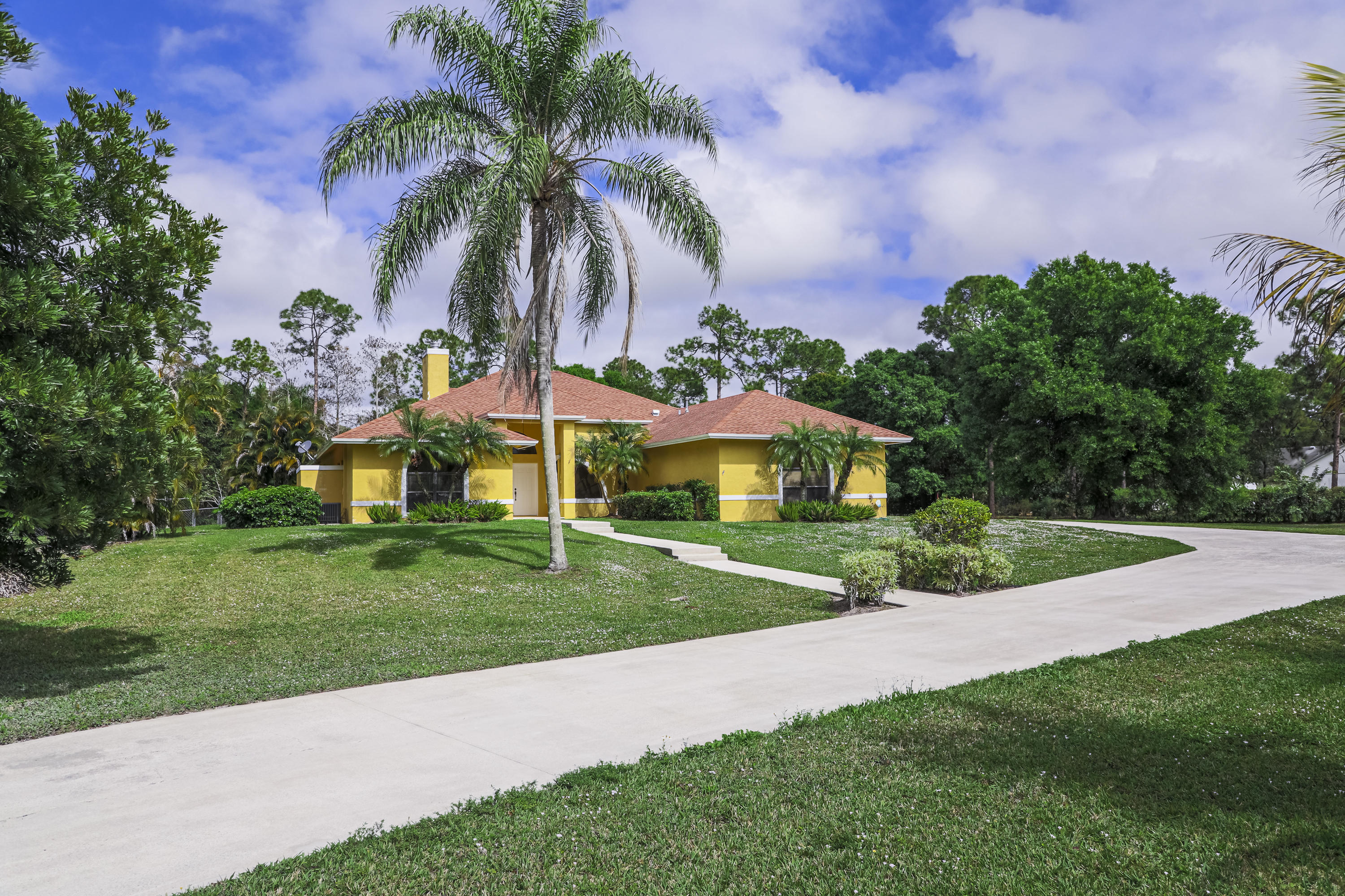 14915 Snail Trail, Loxahatchee in Palm Beach County, FL 33470 Home for Sale