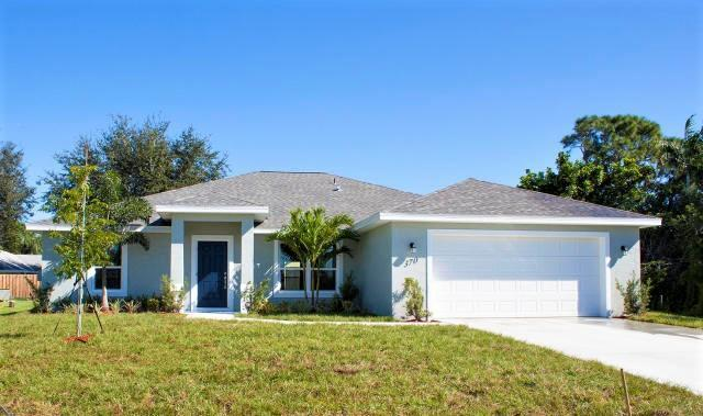 2081 Se Mary Terrace, Port Saint Lucie, FL 34952
