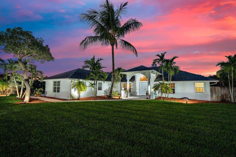 15061 73rd Street N, Loxahatchee in Palm Beach County, FL 33470 Home for Sale