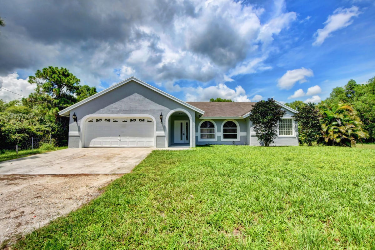 15047 87 Road N, Loxahatchee in Palm Beach County, FL 33470 Home for Sale