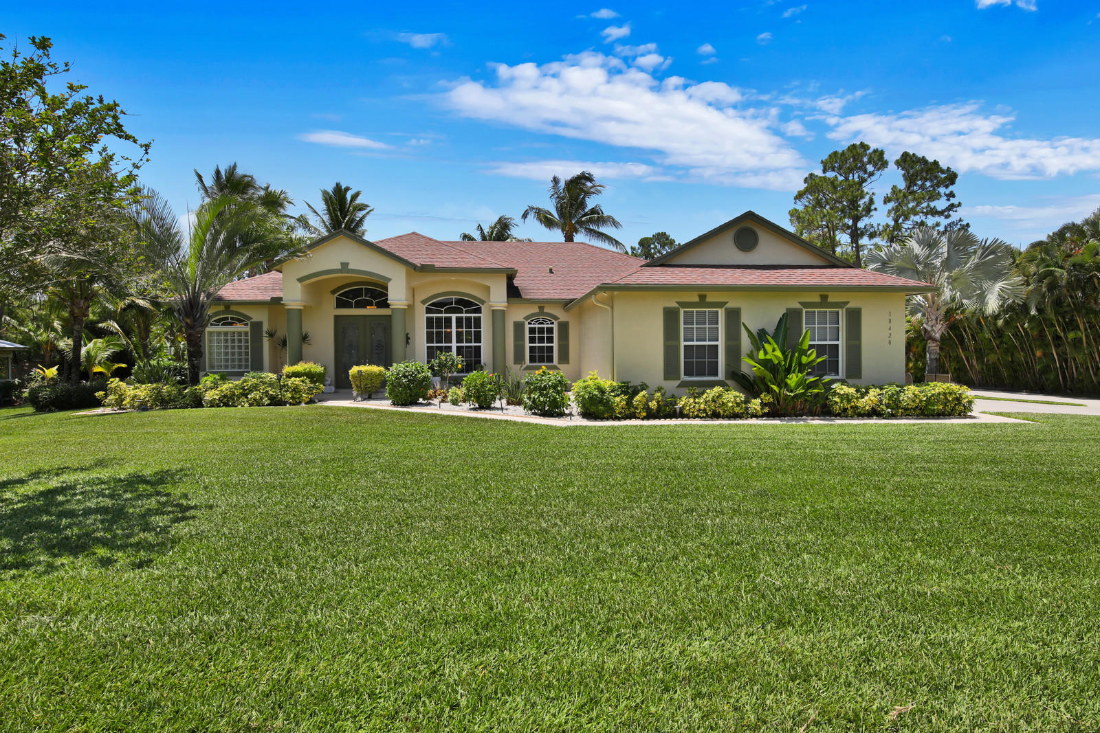 One of Loxahatchee 3 Bedroom Homes for Sale at 18428 48th Avenue N