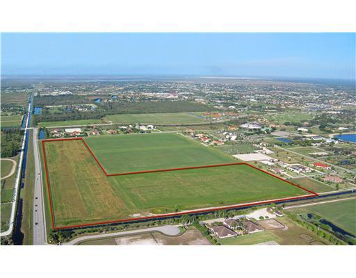 38.65 acres Wellington, FL