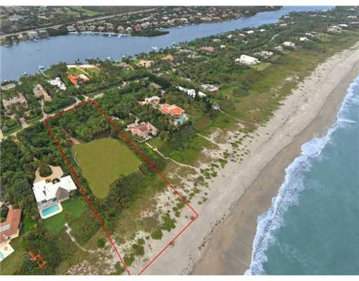 4.1 acres in Hobe Sound, Florida