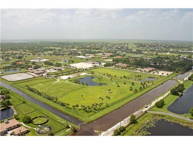 10.74 acres in Wellington, Florida