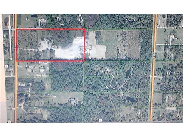 40 acres in Loxahatchee, Florida