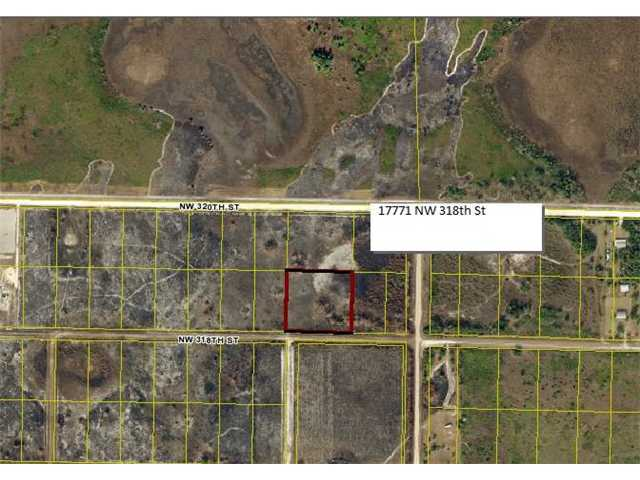 2.5 acres Okeechobee, FL