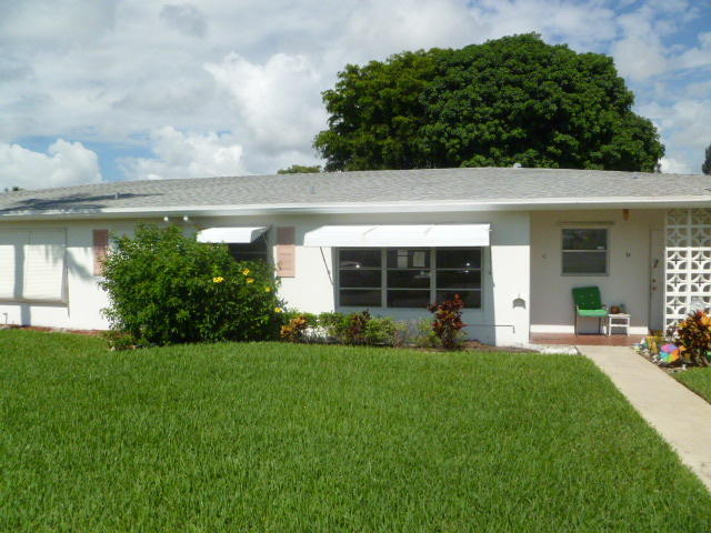 Single Family Home for Sale, ListingId:26776575, location: 415 High Point Boulevard Delray Beach 33445
