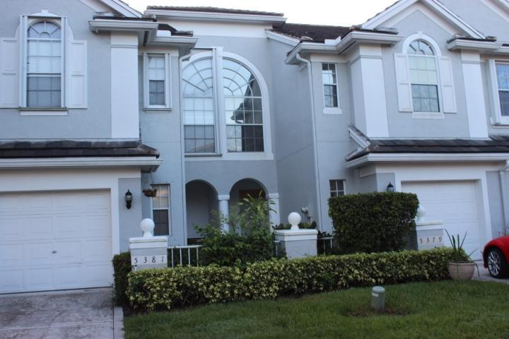 Rental Homes for Rent, ListingId:25534826, location: 5379 Grand Park Place Boca Raton 33486