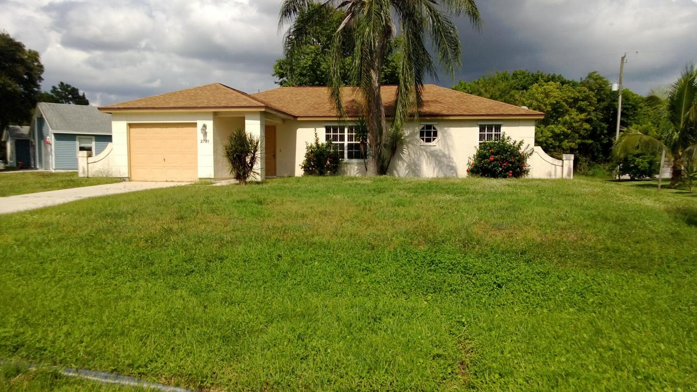 2781 Sw Pierson Rd, Port Saint Lucie, FL 34953