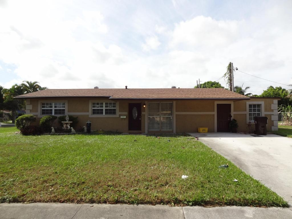 Rental Homes for Rent, ListingId:25736000, location: 2023 Ware Drive West Palm Beach 33409
