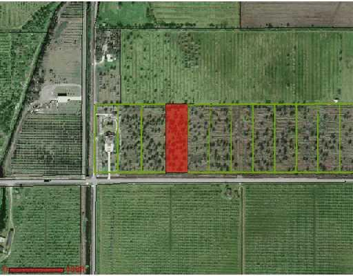 2.69 acres in Fort Pierce, Florida