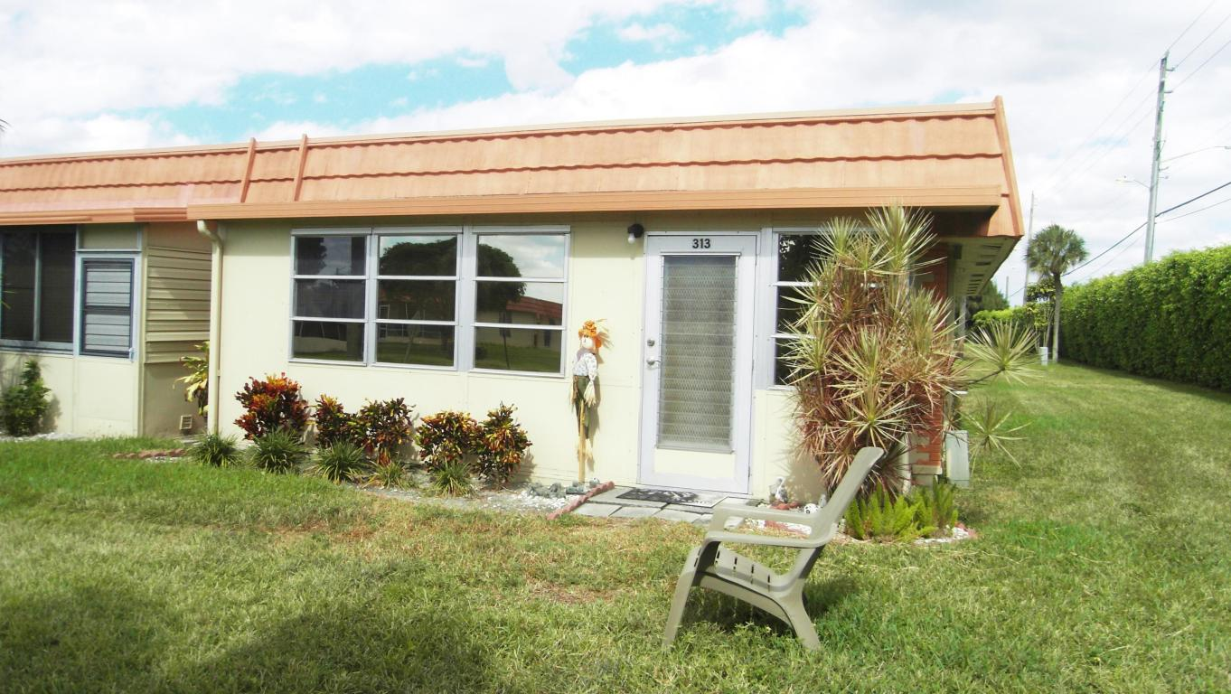 Single Family Home for Sale, ListingId:26782210, location: 313 Seville N Delray Beach 33446