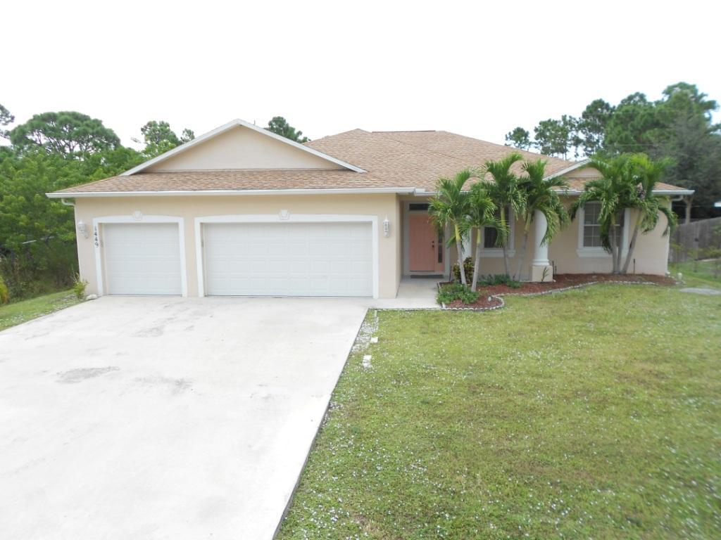 1449 Sw Iffla Ave, Port Saint Lucie, FL 34953