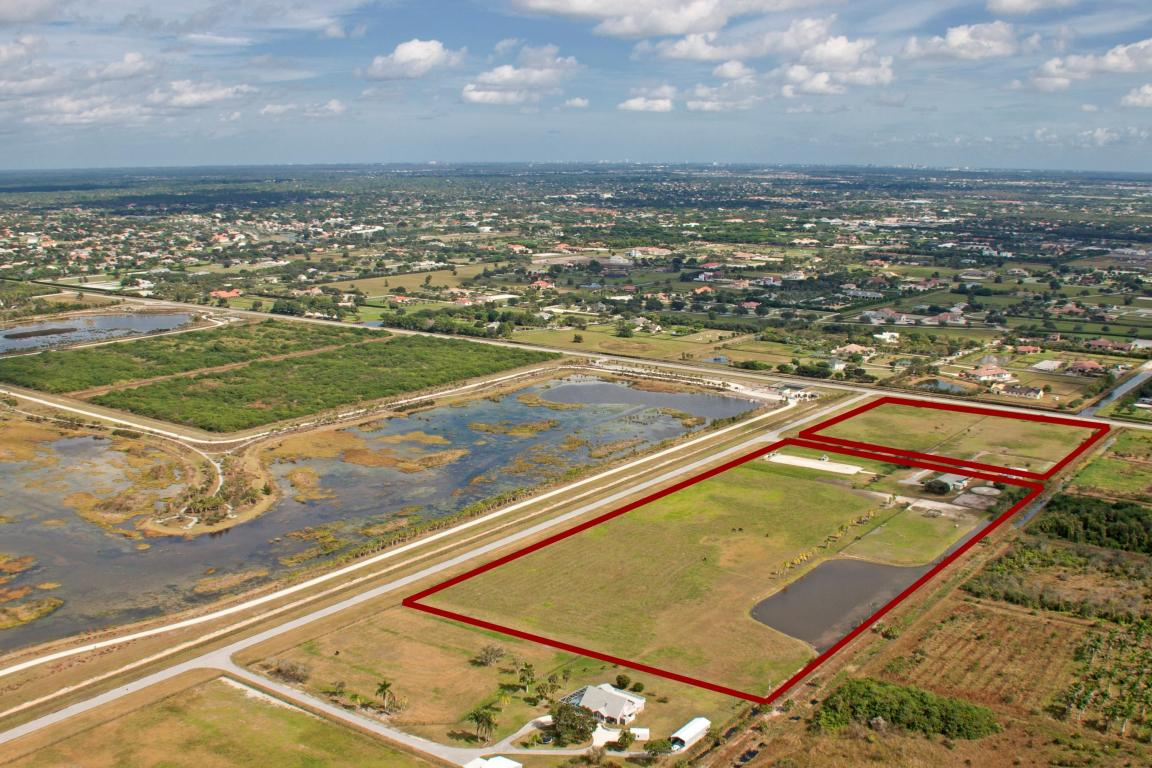 20 acres in Wellington, Florida
