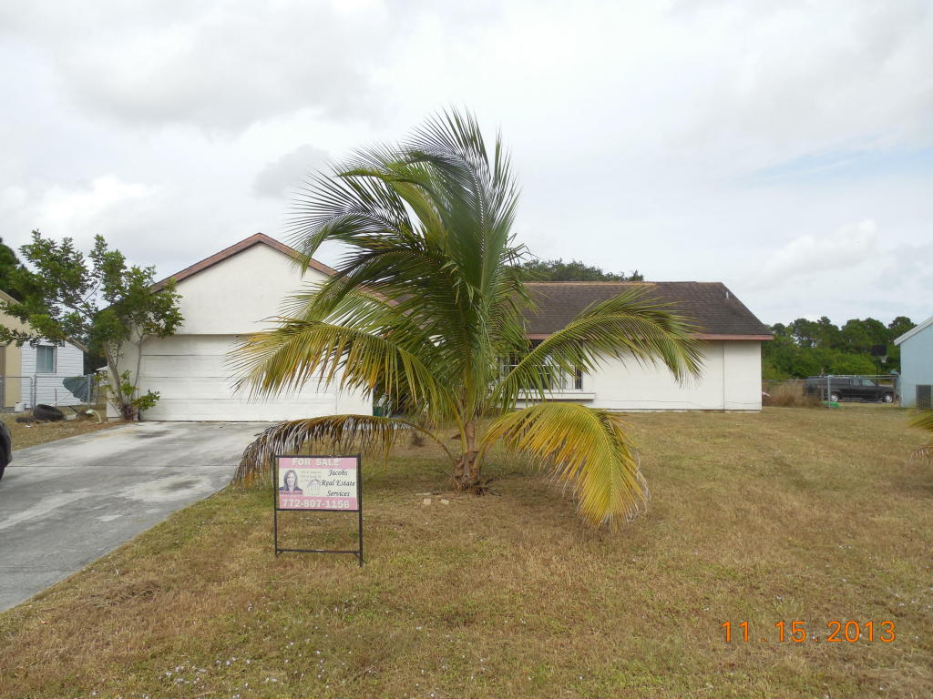 501 Sw Belmont Cir, Port Saint Lucie, FL 34953