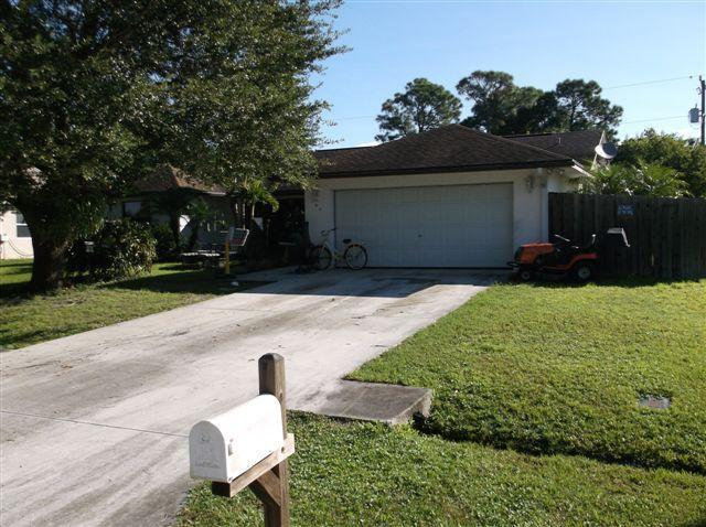 184 Sw Klee Cir, Port Saint Lucie, FL 34953