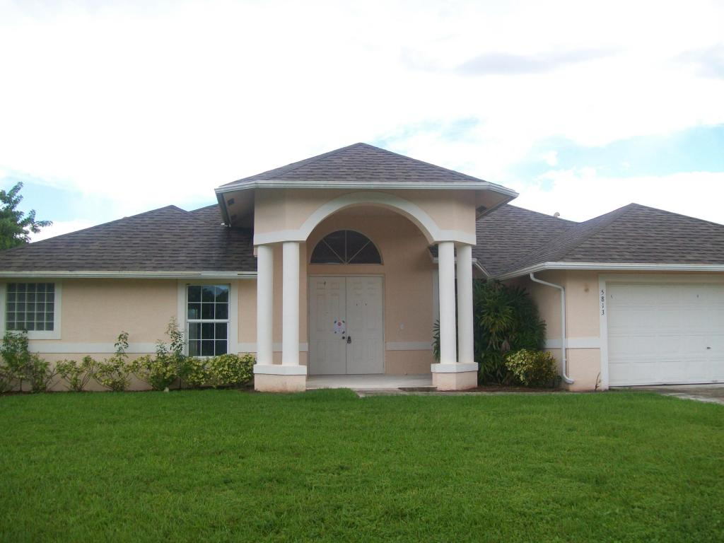 5813 Nw Gerald Cir, Port Saint Lucie, FL 34986