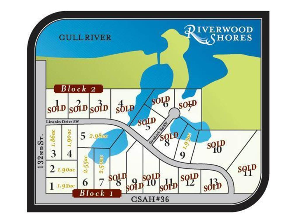 primary photo for Lot 6 Blk 1 Riverwood Shores, Pillager, MN 56473, US