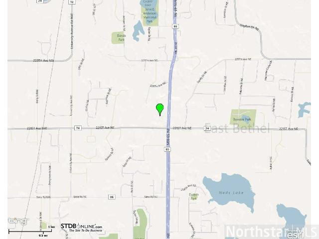 22126 Highway 65 Ne East Bethel, MN 55011