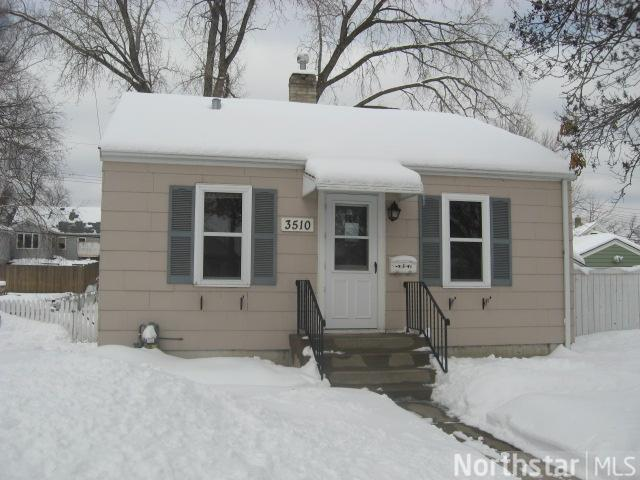Rental Homes for Rent, ListingId:22942327, location: 3510 Boardman Street Minneapolis 55417