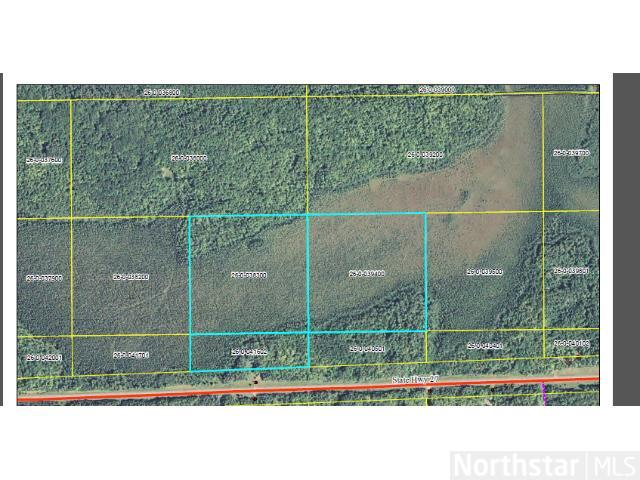 92 acres by East Lake, Minnesota for sale